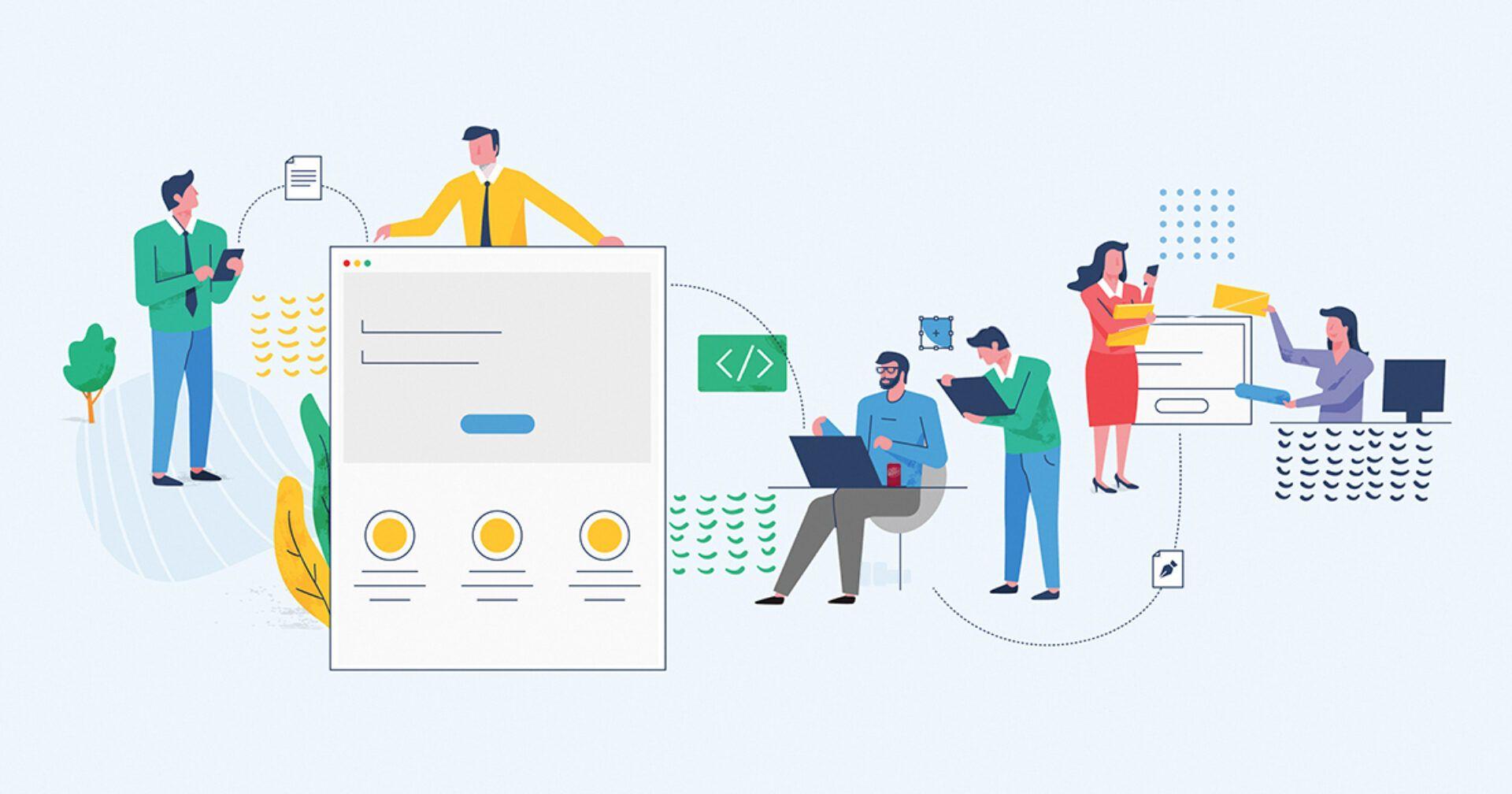 Tạo một ứng dụng tốt nhờ vào nhóm thiết kế - Tư duy, Công cụ và Phương cách làm việc nhóm