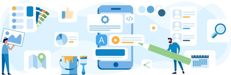 Dịch vụ thiết kế App