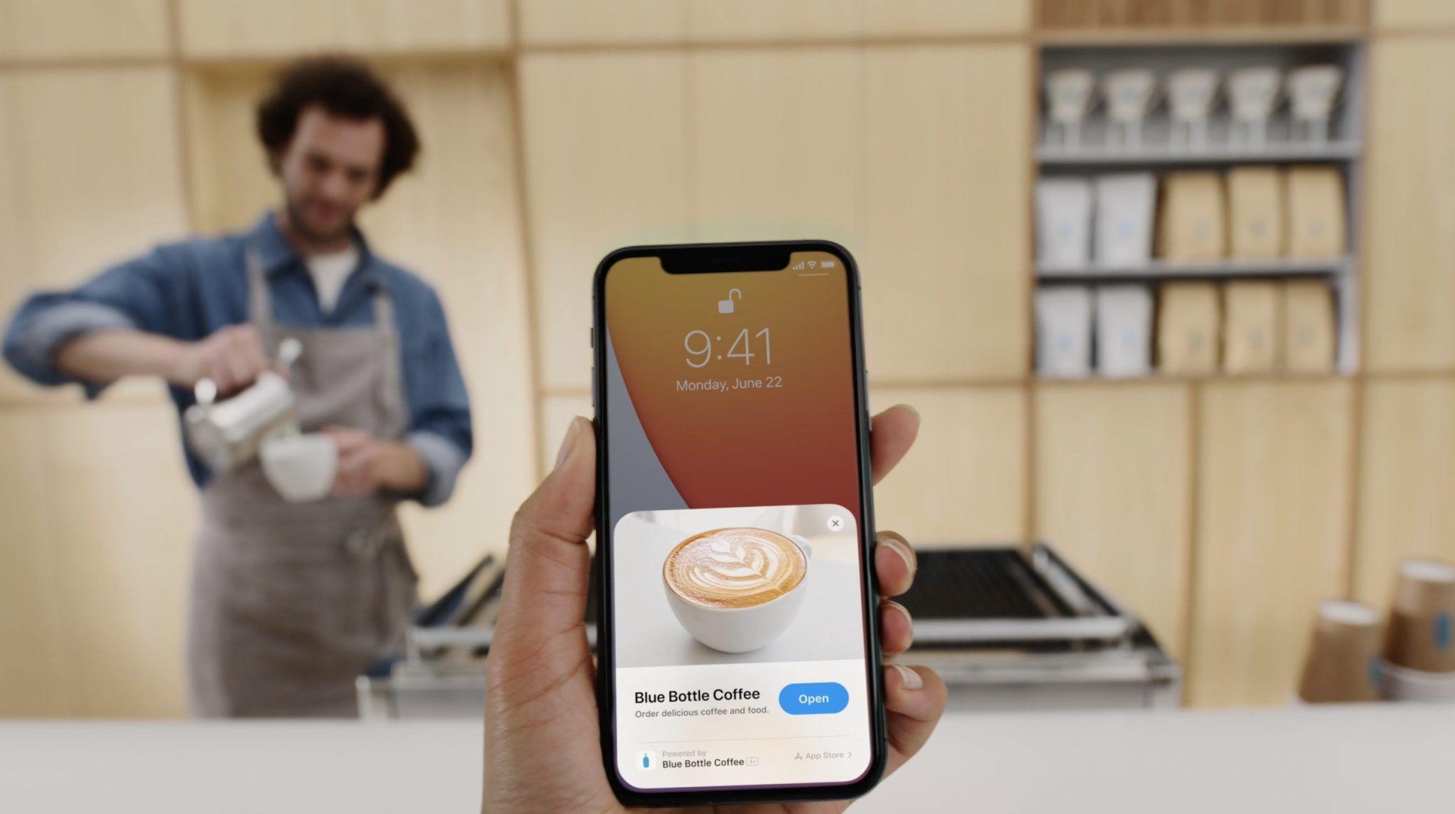 IOS 14 : App Clip ảnh hưởng đến chiến lược tiếp thị trên ứng dụng di động