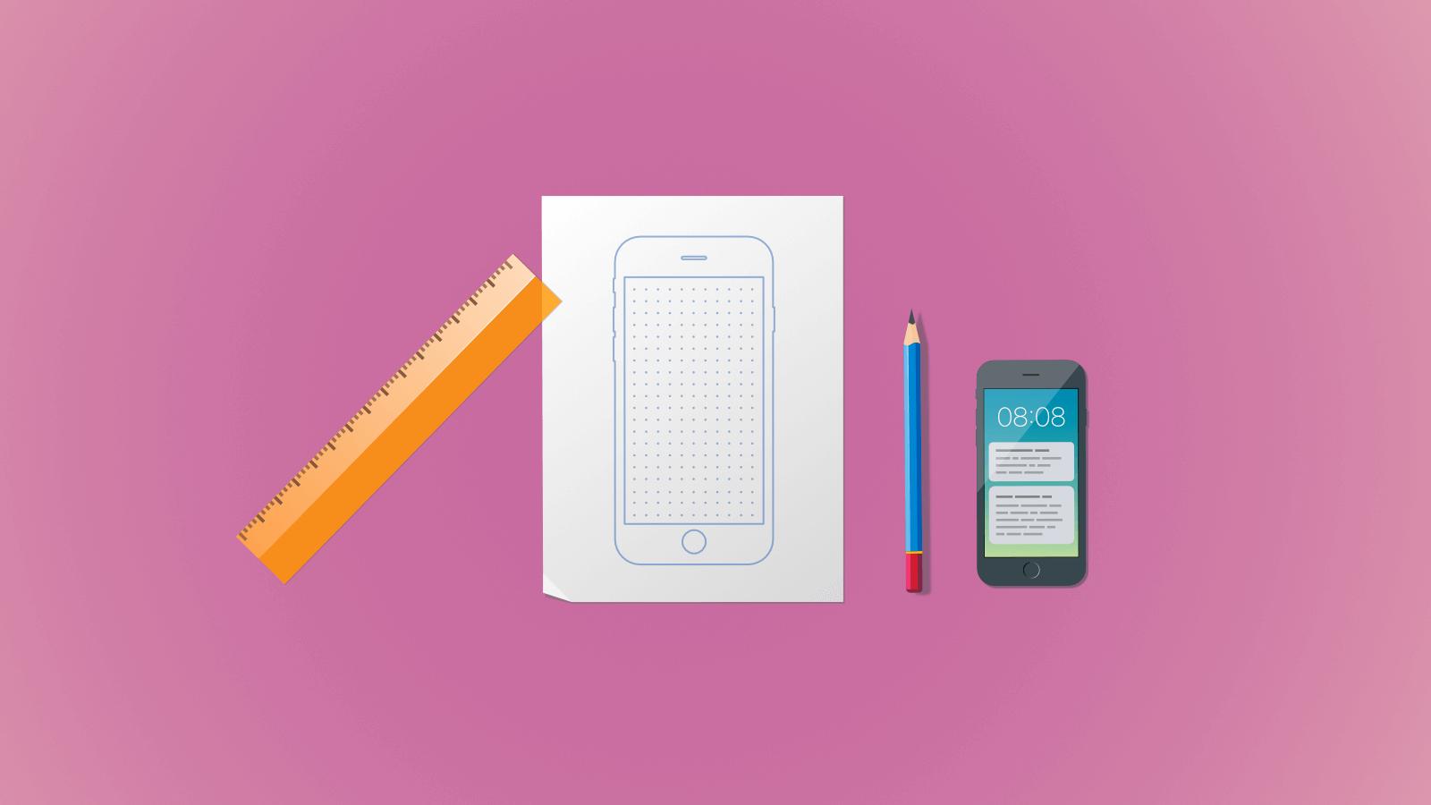 Làm thế nào để tạo ứng dụng điện thoại di động với thiết kế UX khác biệt?